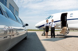 Track your flight and let Galleria Limo pickup and drop off your clients